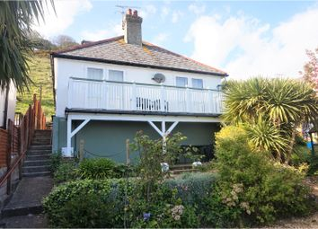 Thumbnail 3 bed detached house for sale in Leeson Road, Ventnor