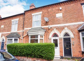 3 bed terraced house for sale in New Street, Erdington, Birmingham B23