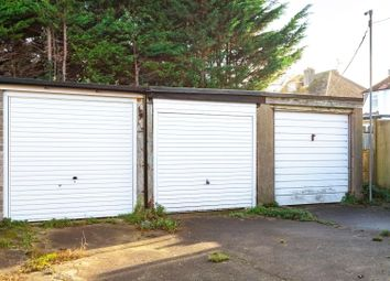 Thumbnail Parking/garage for sale in Omer Avenue, Cliftonville, Margate