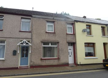 Thumbnail 2 bed terraced house for sale in Wyndham Street, Ogmore Vale, Bridgend.