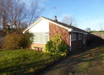 Thumbnail 3 bed detached bungalow for sale in 1 Hampton Avenue, Thurlton, Norwich