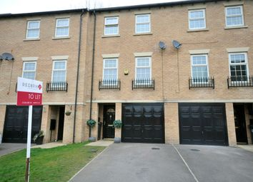 Thumbnail 3 bed town house to rent in Hartfield Close, Hasland, Chesterfield