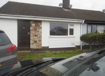 Thumbnail 2 bed bungalow to rent in St Michaels Drive, Caerwys