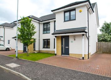 Thumbnail 3 bedroom semi-detached house for sale in Cypress Road, Carfin, Motherwell