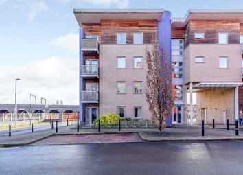 Thumbnail 1 bed flat for sale in Cubitt Way, Peterborough, Peterborough
