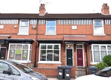 Thumbnail 3 bedroom terraced house for sale in Eastwood Road, Balsall Heath, Birmingham