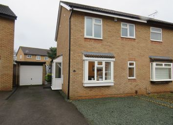 Thumbnail 3 bed semi-detached house for sale in Stibbs Court, Longwell Green, Bristol