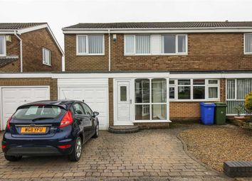 Thumbnail 4 bed semi-detached house for sale in Westerkirk, Southfield Lea, Cramlington