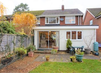 Thumbnail 3 bed semi-detached house for sale in Meadow Close, Liphook