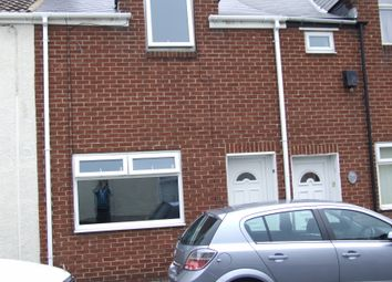 Thumbnail 2 bed terraced house to rent in Devonshire Street, Sunderland