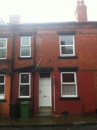 Thumbnail 1 bed terraced house to rent in Recreation View, Leeds