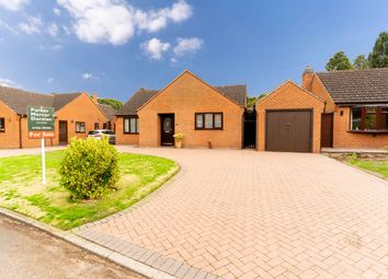 Thumbnail 3 bed detached bungalow for sale in Bennett Drive, Warwick