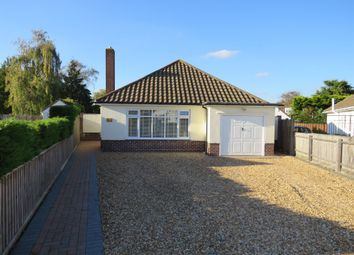 Thumbnail 3 bedroom detached bungalow for sale in Wilton Close, Christchurch