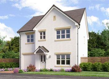 "Thumbnail 4 bedroom detached house for sale in ""Laing"" at Auchinleck Road, Robroyston, Glasgow"