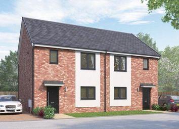 Thumbnail 3 bedroom semi-detached house for sale in Wythenshawe Vigo Lane, Chester Le Street