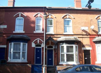Thumbnail Studio to rent in Linwood Road, Handsworth