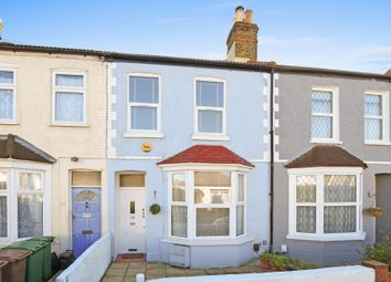 Thumbnail 2 bed terraced house for sale in Washington Road, Worcester Park