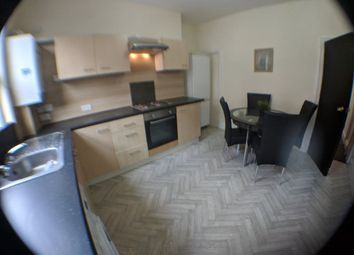 Thumbnail 4 bed terraced house to rent in Burchett Terrace, Woodhouse, Leeds