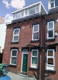 Thumbnail 3 bed terraced house to rent in Autumn Street, Hyde Park, Leeds
