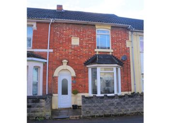 Thumbnail 3 bed terraced house for sale in Hythe Road, Swindon