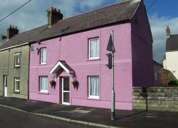 Thumbnail 3 bedroom end terrace house for sale in High Street, Abergwili, Carmarthen