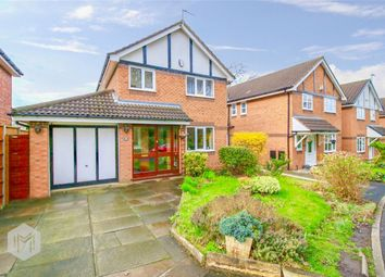 Thumbnail 3 bedroom detached house for sale in Weylands Grove, Salford, Manchester