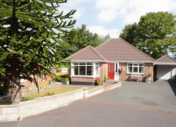Thumbnail 3 bed detached bungalow for sale in Harlech Avenue, Lightwood