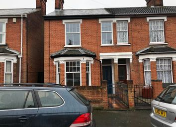 Thumbnail 2 bed property to rent in Kitchener Road, Ipswich