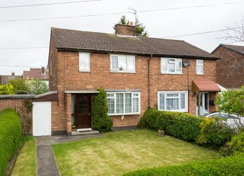 Thumbnail 2 bed semi-detached house for sale in St. Stephens Square, Acomb, York