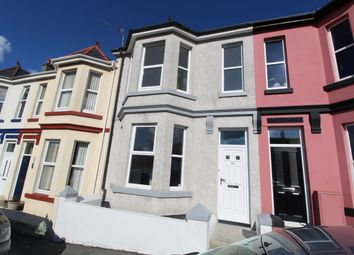 Thumbnail 3 bed terraced house for sale in Moorland Road, Plympton, Plymouth