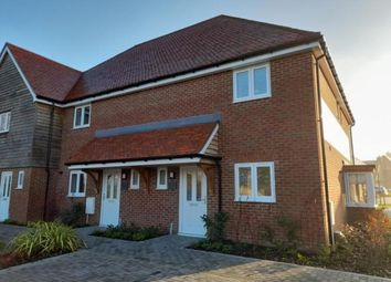 Thumbnail 2 bed terraced house for sale in Ashmere Fields, Stonegate, Stelling Minnis, Canterbury
