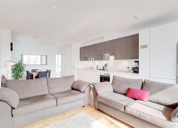 Thumbnail 3 bed flat for sale in Sunrise Close, London