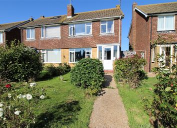 3 bed semi-detached house for sale in Tidebrook Gardens, Eastbourne BN23