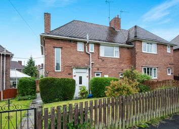 Thumbnail 3 bedroom semi-detached house for sale in Elm Crescent, Mosborough, Sheffield