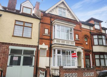 Thumbnail 4 bedroom terraced house for sale in Windsor Avenue, Off Melton Road, Leicester