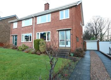 Thumbnail 3 bed semi-detached house for sale in Sough Hall Crescent, Thorpe Hesley, Rotherham, South Yorkshire