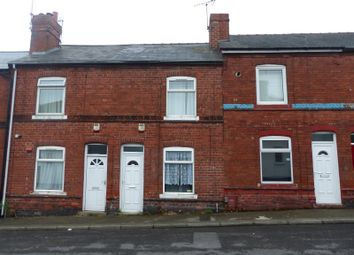 Thumbnail 2 bed terraced house to rent in Moor Street, Mansfield
