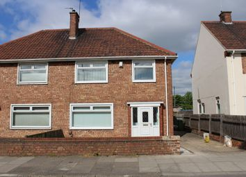 Thumbnail 3 bed semi-detached house to rent in Marsh House Avenue, Billingham