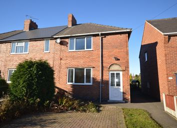 Thumbnail 3 bedroom end terrace house for sale in Clifton Street, Brampton, Chesterfield