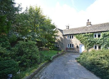 Thumbnail 4 bed farmhouse for sale in Horseshoe Cottage, Chunal, Glossop