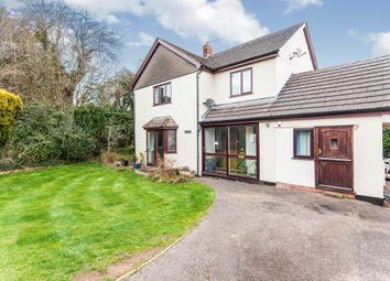Thumbnail 5 bed detached house for sale in Pitfield Close, Willand, Cullompton