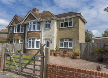 Thumbnail 4 bedroom semi-detached house for sale in Drove Road, Sholing, Southampton, Hampshire