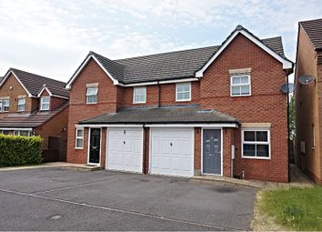 Thumbnail 3 bed semi-detached house for sale in Onsetter Road, Berry Hill, Stoke-On-Trent