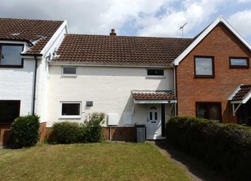 Thumbnail 3 bed terraced house for sale in Farriers Close, Martlesham Heath, Ipswich