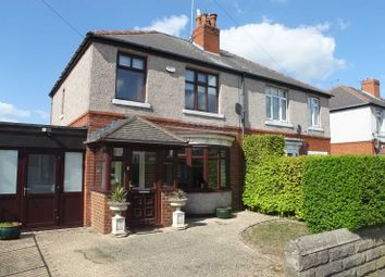 Thumbnail 3 bed semi-detached house for sale in Hunstone Avenue, Norton, Sheffield