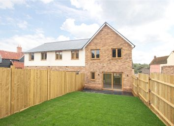 Thumbnail 3 bed terraced house for sale in Bentley Grange, Hare Street, Hertfordshire