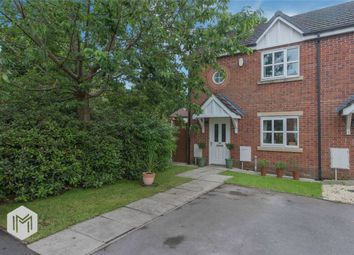 Thumbnail 2 bedroom end terrace house for sale in Brierwood, Tonge Moor, Bolton, Lancashire