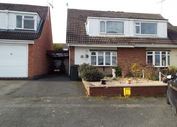 Thumbnail 3 bed semi-detached house for sale in Mersey Road, Bulkington, Bedworth, Warwickshire