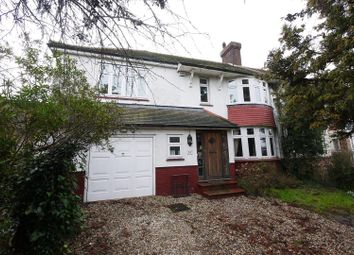Thumbnail 5 bed semi-detached house for sale in King James Avenue, Cuffley, Potters Bar