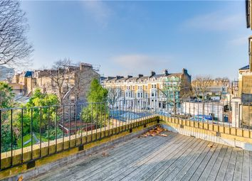 Thumbnail 4 bed flat to rent in Earls Court Road, Earls Court, London